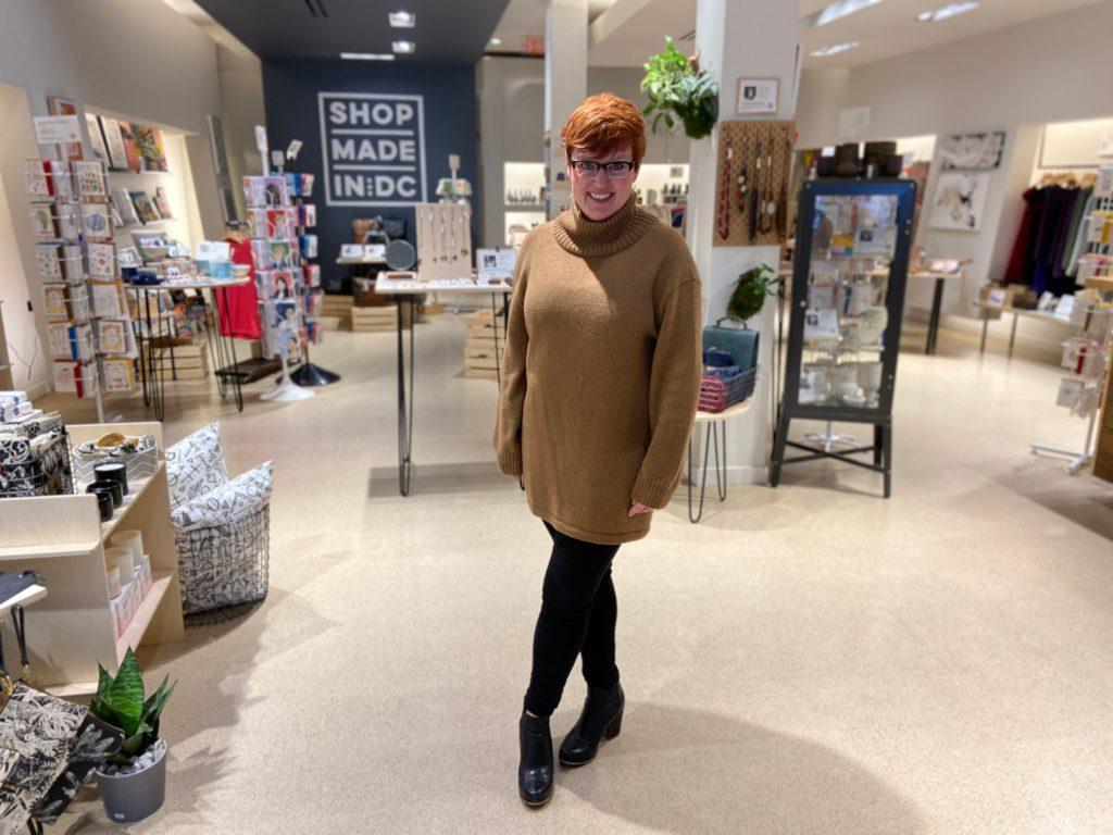 Can Washington D C Become A Fashion City Wamu