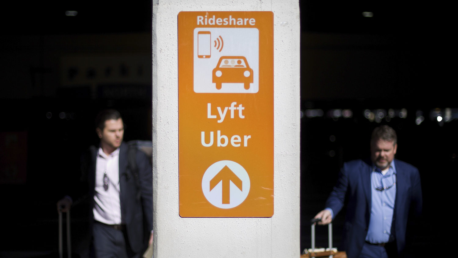Not Employees: Gig Workers Like Uber Drivers Aren't Eligible For Sick Leave    WAMU