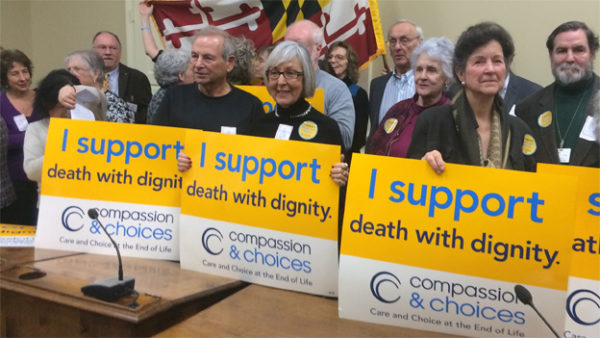 Death With Dignity' Activists Optimistic About Chances In
