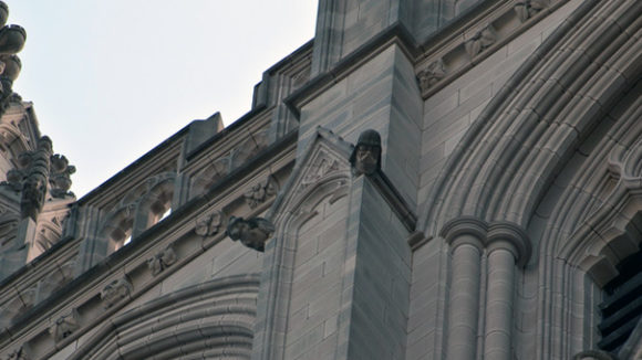 national cathedral gargoyle tours resume wamu