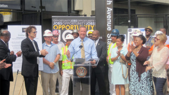 New Transportation Money A Boon For Prince George's County