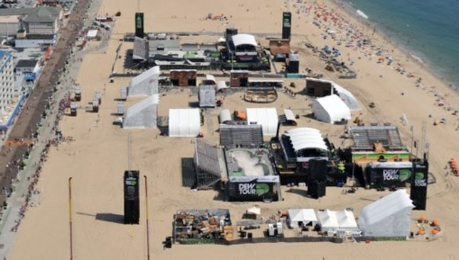 Dew Tour In Ocean City Expected To Shatter Attendance Record