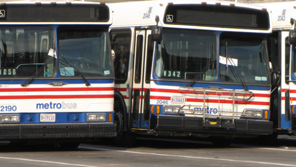 What Should Metro Do When A Bus Route Regularly Comes Under