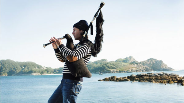 For Spanish Bagpiper, 'Celtic Connection' Crosses Borders